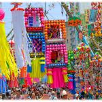 平塚七夕祭りはデートに最適だった!駐車場や露店情報も!